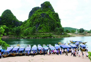 Quang Binh caves- A bedrock of tourism
