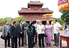 UNESCO continues to help Thua Thien – Hue preserve heritage