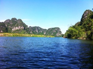Perfect day at Trang An Eco Tourist Site