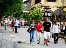 Caravan tours connecting heritages to be organised in Quang Nam
