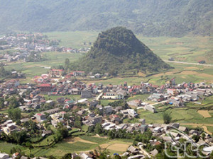 Thrilling Ha Giang provides stunning scenery