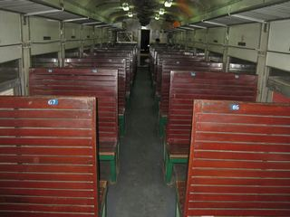 Train Seats and Berths-1