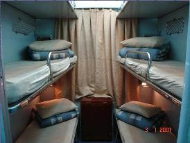 Train Seats and Berths-2