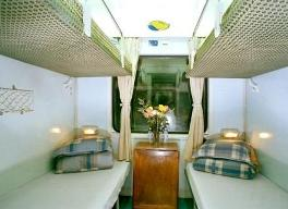 Train Seats and Berths-4