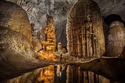 Places for a vacation- Son Doong Cave