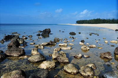 Phu Quy Island in pristine condition