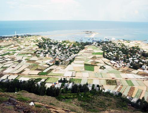 Singaporean experts to design construction plan for Ly Son Island